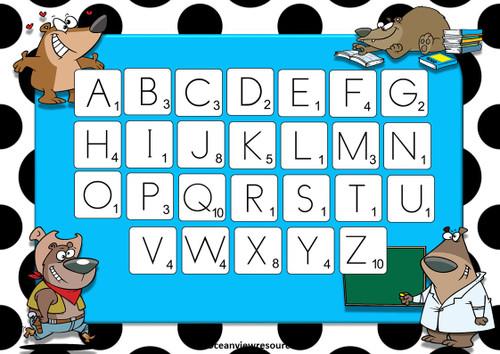 Spelling Term 1 Grade 1