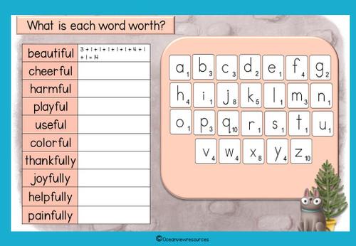 Spelling Term 4 Grade 3
