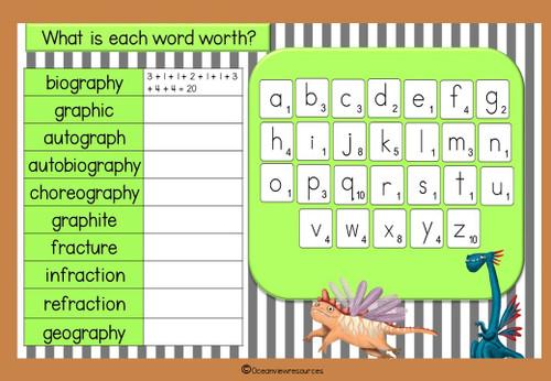 Spelling Term 4 Grade 5