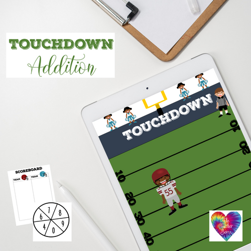 Touchdown Addition (Remote Ready, Face to Face Ready)
