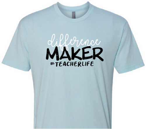 """Difference Maker"" Crew T-Shirt"