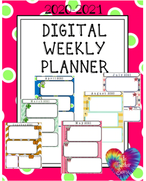 Back to School Digital Pack-Classroom Community Resources