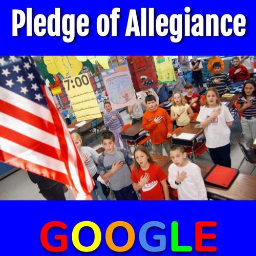 FREEBIE Pledge of Allegiance