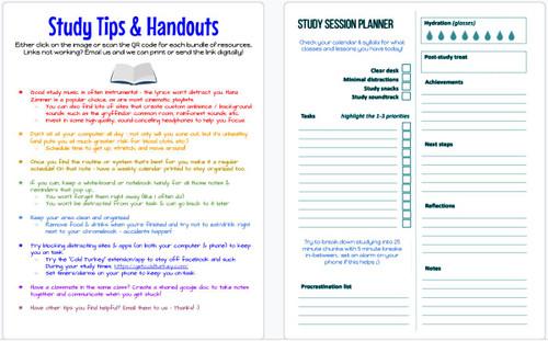 Parent Remote Learning Handbook