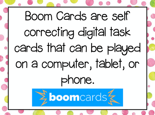 5th Grade Decimal Place Value Boom Cards for Distance Learning