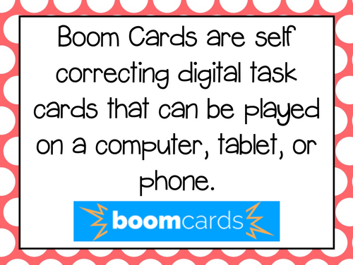 5th Grade Number Forms Digital Boom Cards for Distance Learning