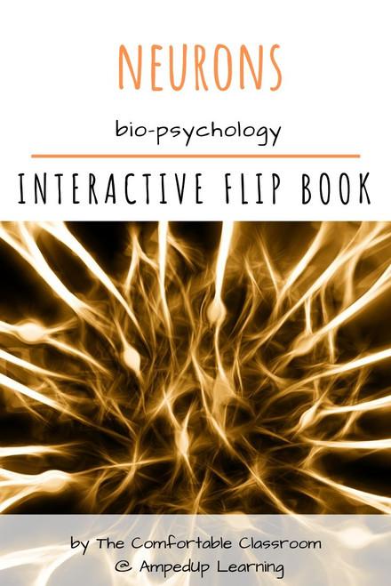 Biopsychology: Neuron Flip Book