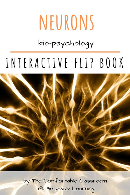 Biopsychology: Neuron Flip Book