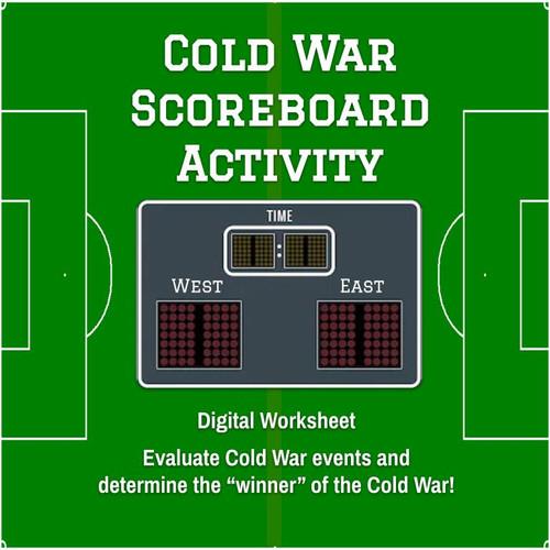 Cold War Scoreboard