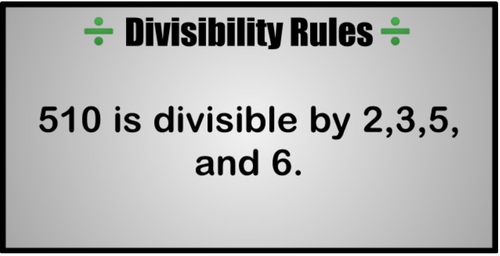 Google Divisibility Rules Practice