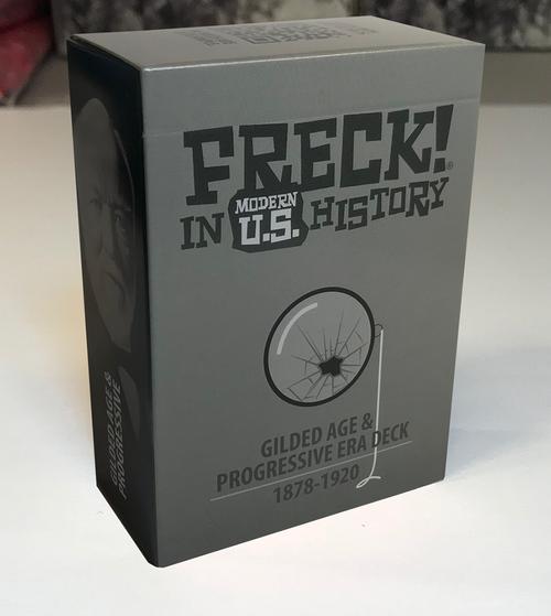"""Gilded Age and Progressive Era"" DECK | FRECK! Modern U.S."