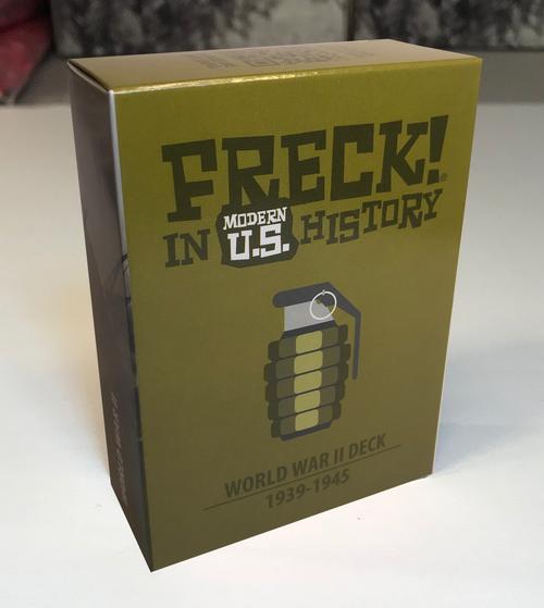 """World War II"" DECK | FRECK! Modern U.S."