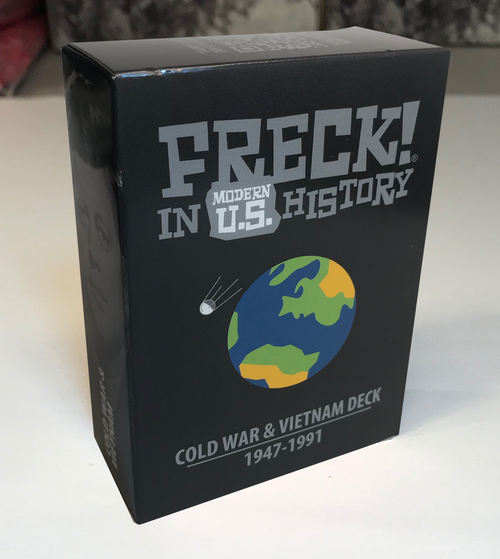 """Cold War & Vietnam"" DECK   FRECK! Modern U.S."