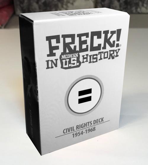 """Civil Rights"" DECK | FRECK! Modern U.S."