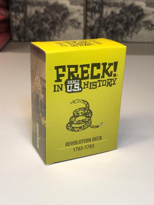 """American Revolution"" DECK | FRECK! Early U.S."