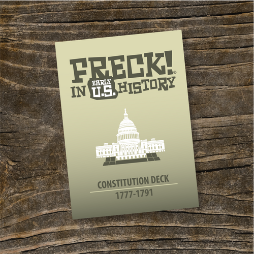 """""""Constitution"""" Unit - FRECK! Early U.S."""