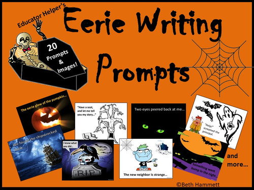 Eerie Writing Prompts