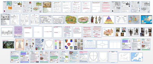 Medieval Europe + Assessments
