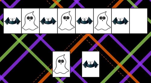 Halloween Patterns Seesaw Slides