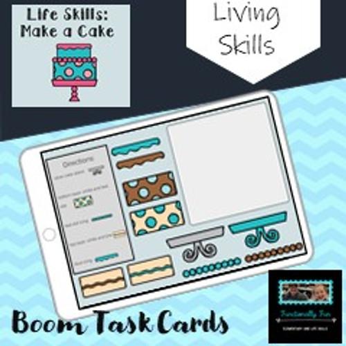 Life Skills: Make a Cake