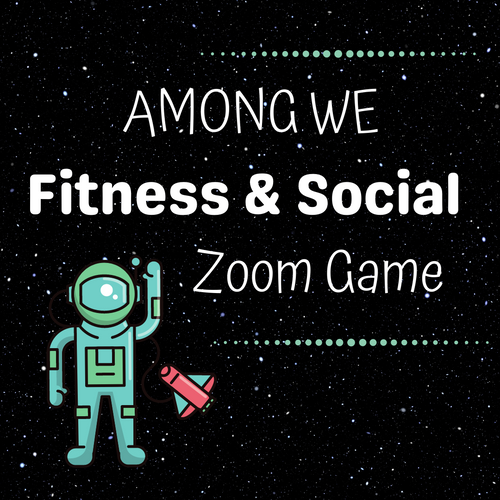 Let us get fit and be social! Ditch the app, let us play in a more active, social way. My students loved this game and keep asking to play! Can you tell who the Imposter is?