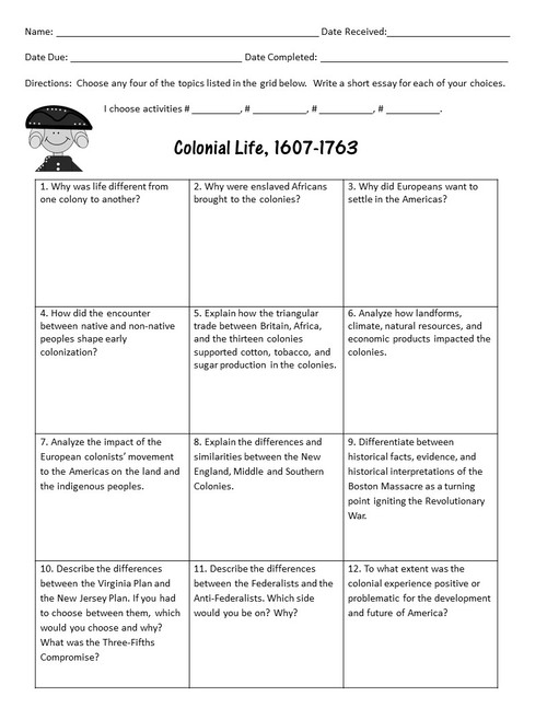similarities between middle and southern colonies
