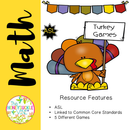 Turkey Games with ASL