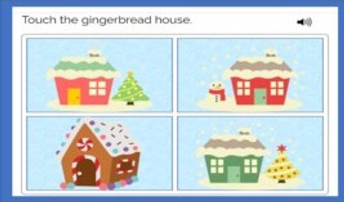 Modified Nouns - Level 3 - Winter Theme - Boom Cards™