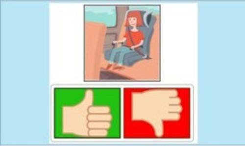 Safe or Unsafe Behavior Identification Deck Boom Cards™