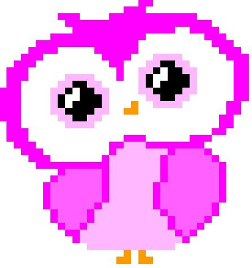 DIGITAL Multiplying Decimals Owl Math Pixel Art Mystery Picture EDITABLE Google