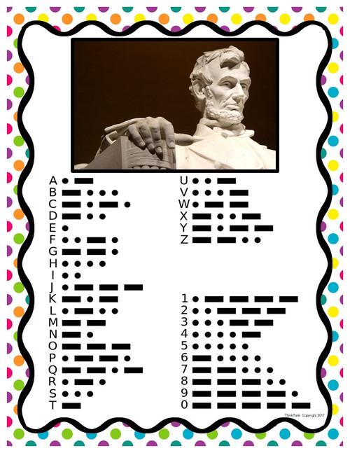 Abraham Lincoln ESCAPE ROOM!