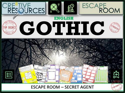 Gothic Dracula -  Escape Room