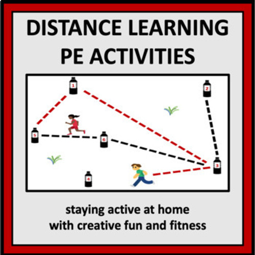 Distance Learning PE Activities