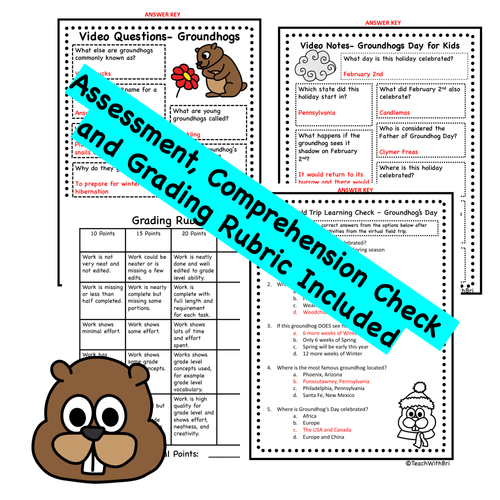 Google Drive Version: Virtual Field Trip - Groundhog's Day