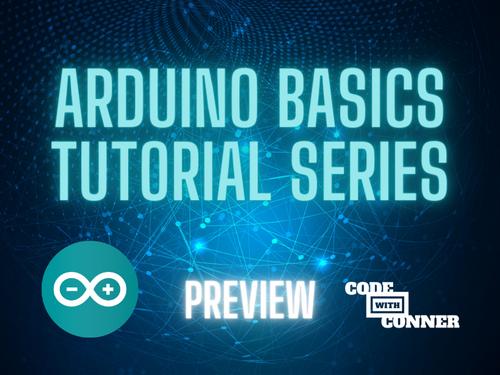 Arduino Basics - Course Preview