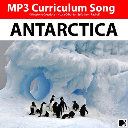'ANTARCTICA' (Grades 3-7~ Curriculum Song & Lyric Sheet