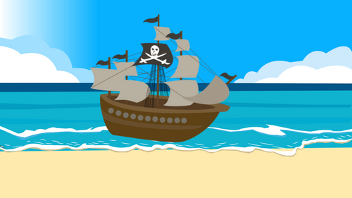 Template Pi Day Activity | Pirate Treasure Hunt EDITABLE in Google Sheets GAME