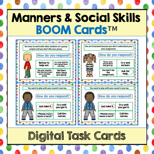 Manners and Social Skills