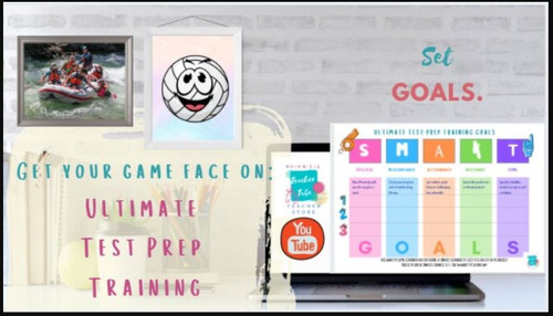 Get Your Game Face On: Ultimate Test Prep Training