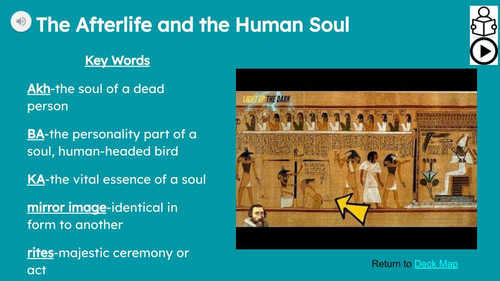 Ancient Egypt Informational Text Reading Passage and Activities