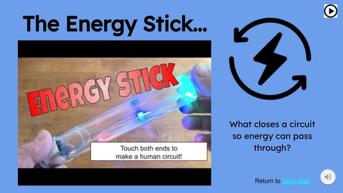 Energy Informational Text Reading Passage and Activities