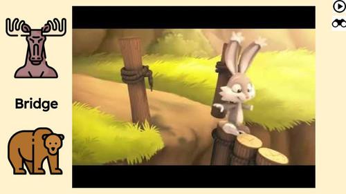 Writing Prompt and Activities: Bridge Animated Short Film