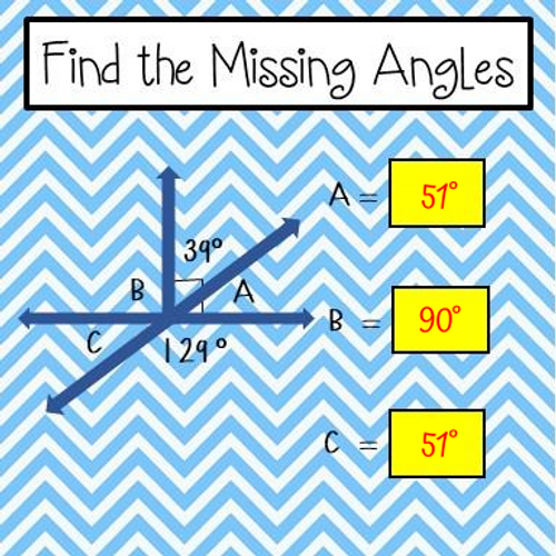 Angles and Triangles Digital Assessment