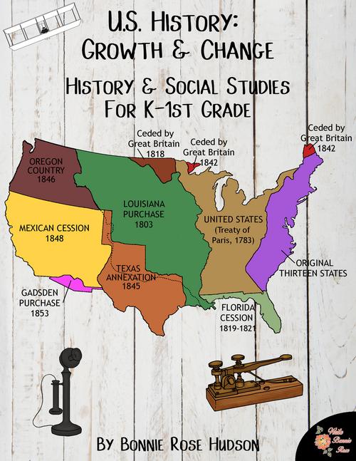 U.S. History: Growth and Change