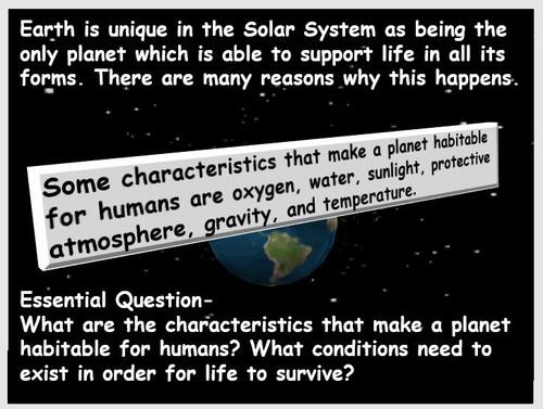 Habitable Earth