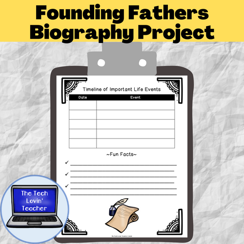 Founding Fathers Biography Project