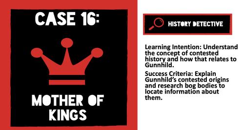 Case 16 Gunnhild Mother of Viking Kings