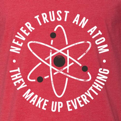 """""""Never trust an Atom"""""""