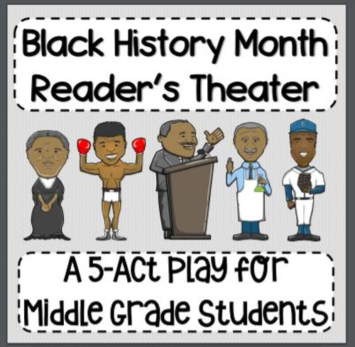 Black History Month Reader's Theater