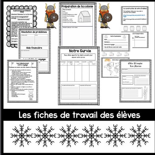 Projet d'Histoire - Les Explorateurs (noir et blanc)